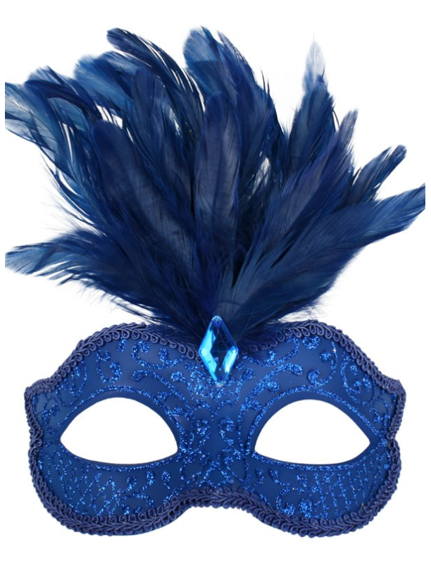 Mask - DANIELLA - Blue