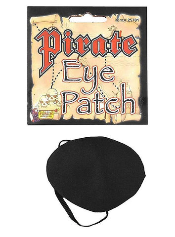 Pirate Patch Satin