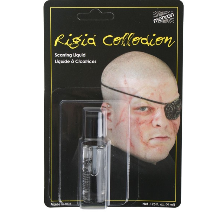 Rigid Collodion 4ml Carded