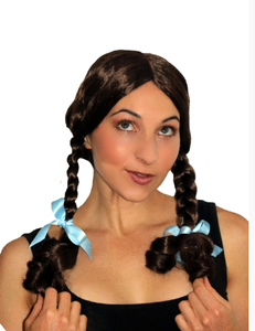 Country Plaits Wig Deluxe