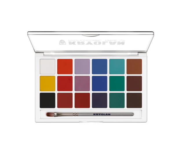 Aquacolor Palette 18