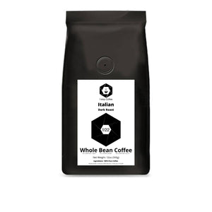 f-stop coffee f/22 dark roast italian