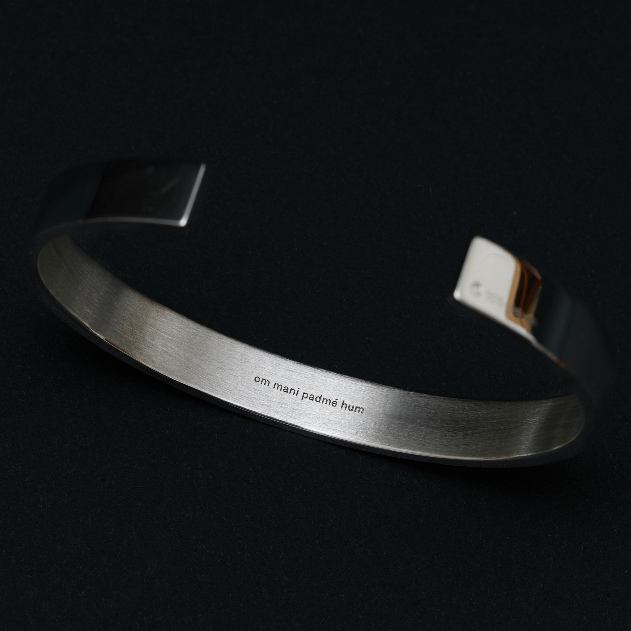 Westhill Personalise Cuff