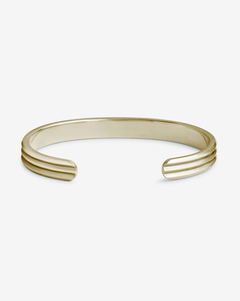 Gold Kyoto Cuff - Westhill