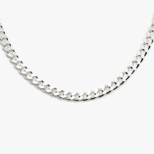 Silver Curb Chain - Westhill Jewellery
