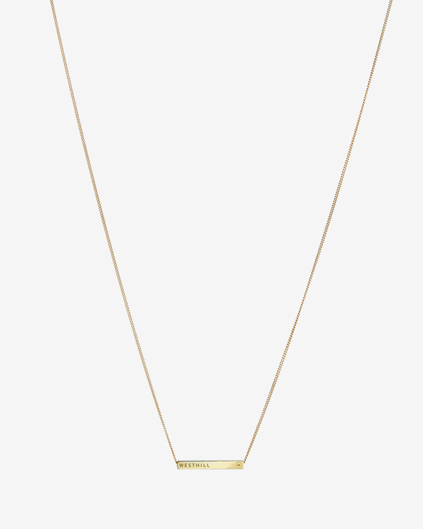 Gold Origin Chain - Westhill Jewellery