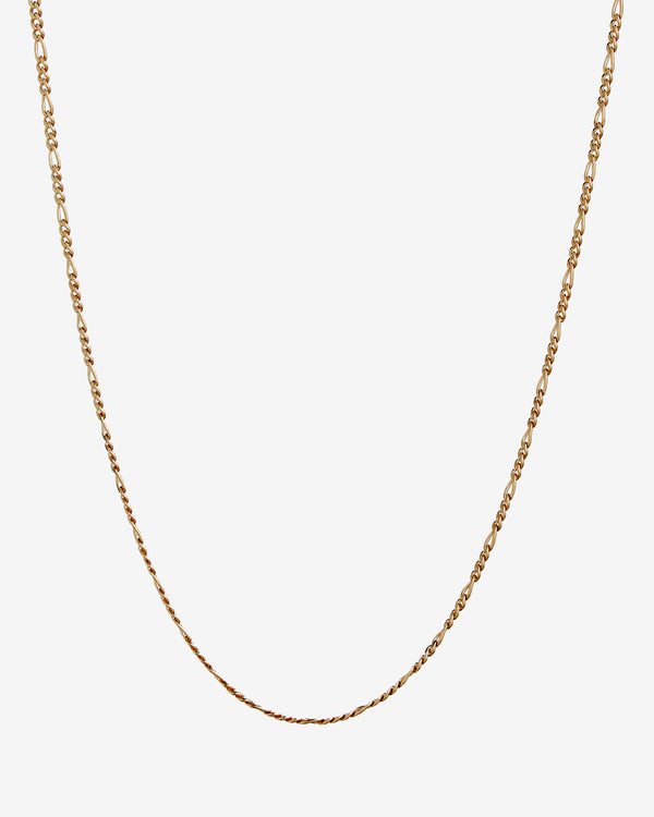 Gold Figaro Chain - Westhill