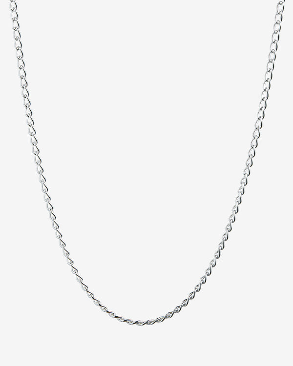 Silver Chunky Chain - Westhill Jewellery