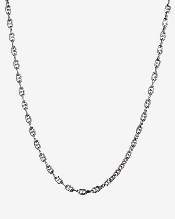 Silver Seafarer Chain - Westhill Jewellery