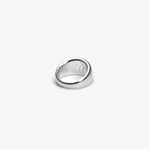 Silver Sweep Ring - Westhill Jewellery