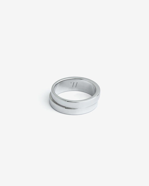 Silver Connections Ring - Westhill Jewellery