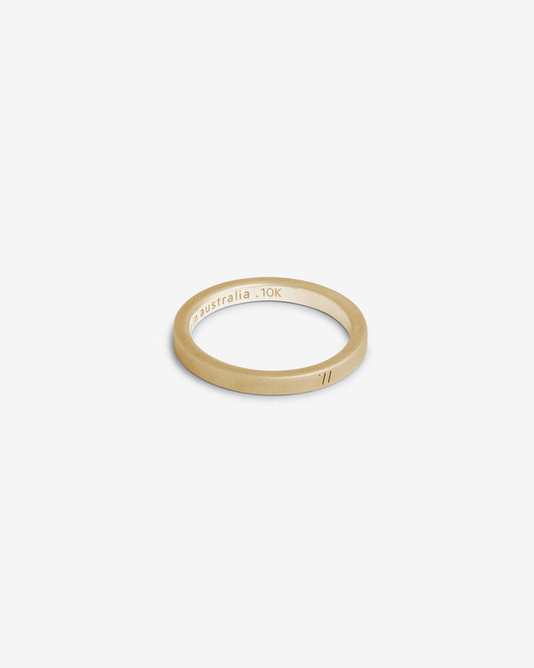Gold Origin Ring - Westhill Jewellery