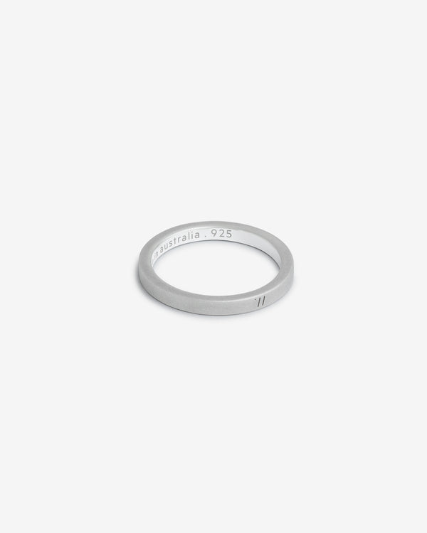 Silver Origin Ring - Westhill Jewellery