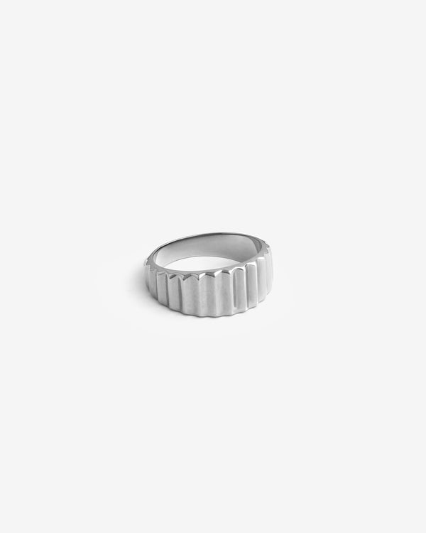Silver Shortrake Taper Ring - Westhill