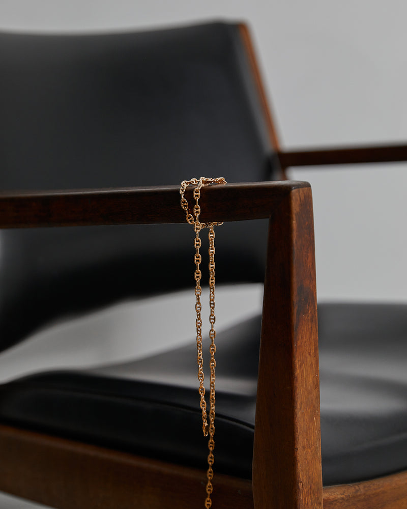 Gold Seafarer Chain - Westhill Jewellery