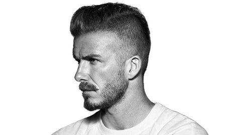 David Beckham Hair Style and Men's Grooming