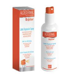 Aloedermal Latte Doposole spray 200ml