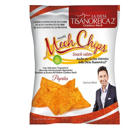 Tisanoreica Mech Chips Paprika