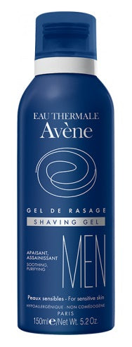 Avene Eau Thermale gel da barba 150 ml