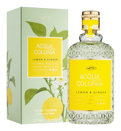 4711 Acqua Colonia Limone e Zenzero 170 ml