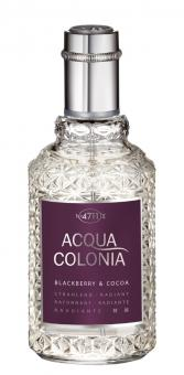 4711 Acqua di Colonia Blackberry & Cocoa 50 ml