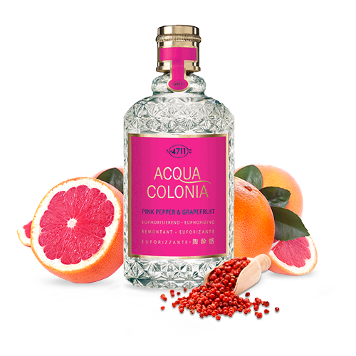 4711 Acqua Colonia Pepe Rosa e Grapefruit 50 ml