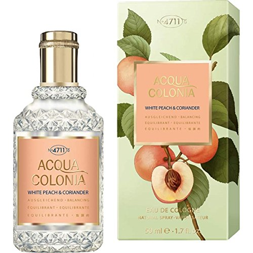 4711 Acqua Colonia Pesca e Coriandolo 50 ml