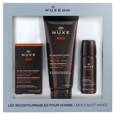 Nuxe Men cofanetto Hydra 2018