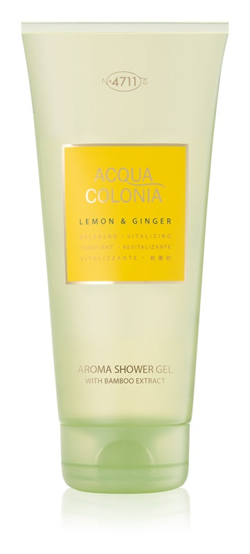 4711 Gel Doccia Lemon & Ginger 200 ml