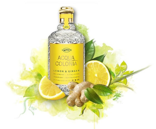 4711 Acqua Colonia Limone e Zenzero 50 ml