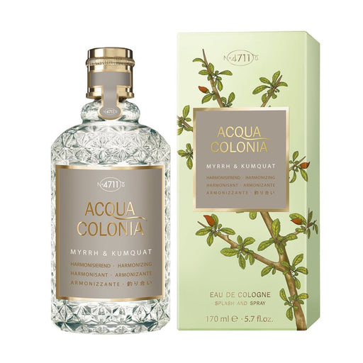 4711 Acqua di Colonia Myrrh & Kumquat 170 ml