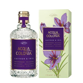 4711 acqua di colonia Saffron & Iris 170 ml