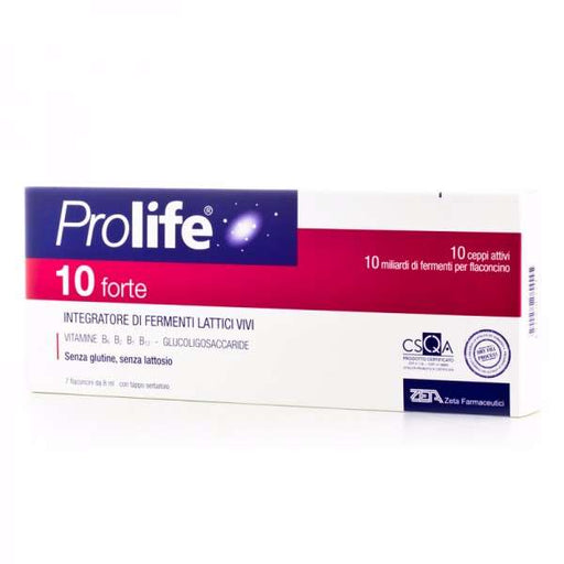 Prolife 10 Forte 7 flaconcini 8 ml (SCAD.04/19)