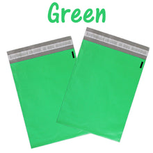 "10x13"" Pink Teal Purple Blue Yellow Green Poly Mailers Flat Shipping Bags Combo - ShipNFun"