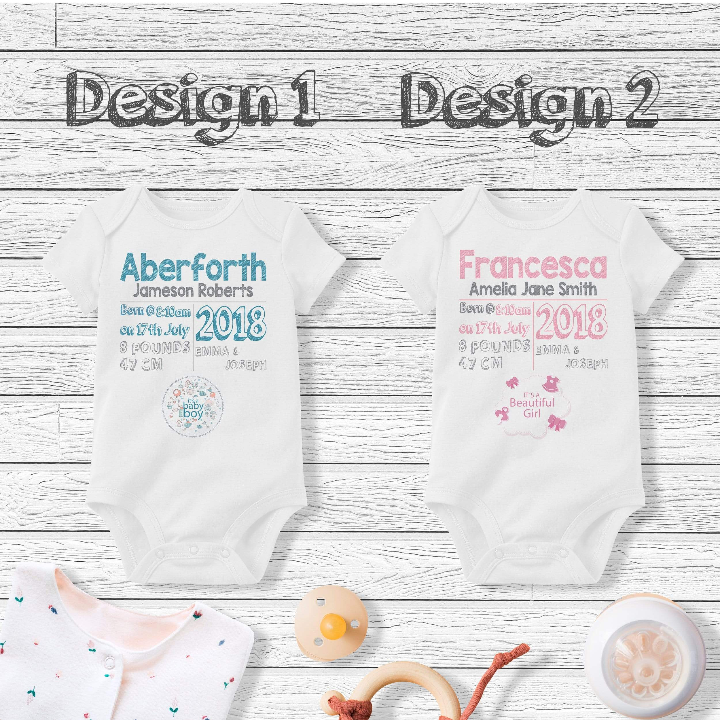 Personalised First Valentines Day Baby Vest//Bodysuit clothes boy//girl gift
