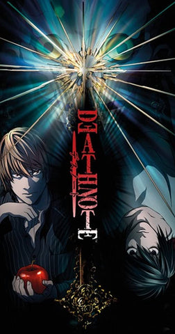 Death Note T-Shirt Online In India - Anime Merch In India