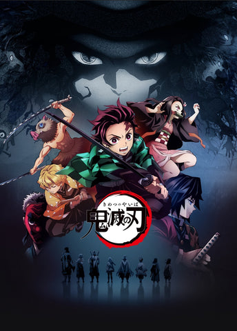 Demon Slayer T-Shirt Online In India - Anime Merch In India
