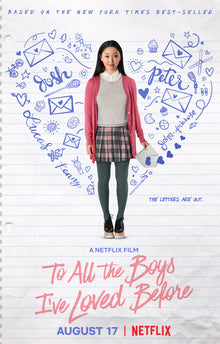 To All The Boys I Have Loved Before - Valentines Day Movie - Romantic Movies