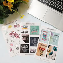 Load image into Gallery viewer, Nautankishaala -Pretty Sticker Set | Set Of 3