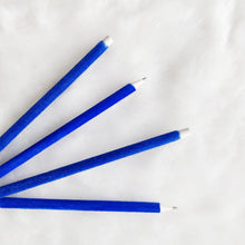 Load image into Gallery viewer, Royal Blue Eco-Friendly Velvet Pencil | Set of 2 or 4 - Nautankishaala