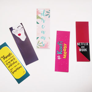 Bookmarks (Set of  any 10) - Nautankishaala