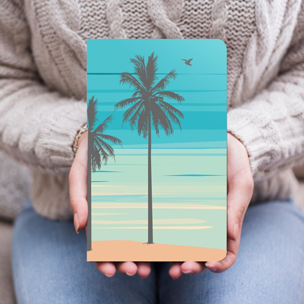 Beach View Notebook - Nautankishaala