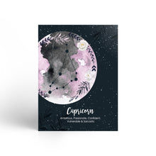 Load image into Gallery viewer, Capricorn Zodiac Sign Notebook - Nautankishaala