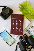 Load image into Gallery viewer, Notebook Set Of 2 - Go Wild For A While and Adventure Is Calling
