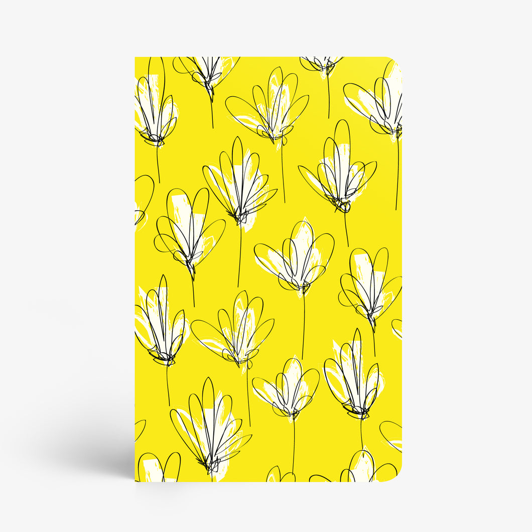 Doddle Floral Notebook - Nautankishaala