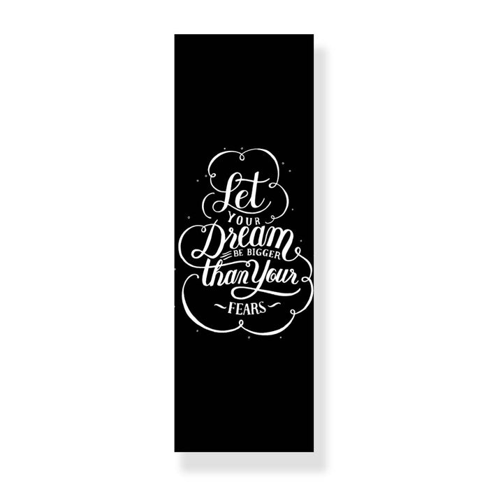 Dream Big Bookmark - Nautankishaala