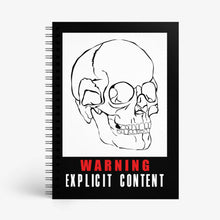 Load image into Gallery viewer, Explicit Content Notebook - Nautankishaala