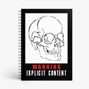 Explicit Content Notebook - Nautankishaala