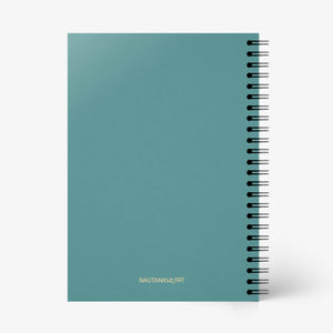 Half Child Half Adult Notebook - Nautankishaala