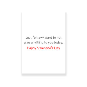 Just Something For Love Greeting Card - Nautankishaala